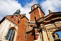 λόφος της Κρακοβίας καθ Στοκ φωτογραφίες με δικαίωμα ελεύθερης χρήσης