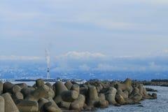 Λόφος χιονιού Στοκ εικόνες με δικαίωμα ελεύθερης χρήσης