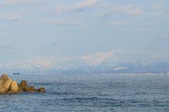 Λόφος χιονιού Στοκ Εικόνα