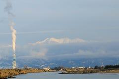 Λόφος χιονιού Στοκ Φωτογραφίες