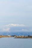 Λόφος χιονιού Στοκ Εικόνες