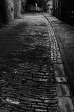 Λόφος Cobbled Στοκ φωτογραφία με δικαίωμα ελεύθερης χρήσης