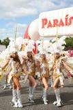λόφων καρναβαλιού του 2010 Στοκ φωτογραφία με δικαίωμα ελεύθερης χρήσης