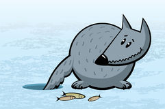 λύκος Ελεύθερη απεικόνιση δικαιώματος