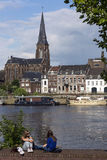 Μάαστριχτ - Limbourg - οι Κάτω Χώρες Στοκ εικόνα με δικαίωμα ελεύθερης χρήσης