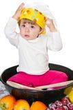 Μάγειρας μωρών Στοκ Φωτογραφία