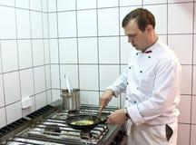 μάγειρας Στοκ φωτογραφίες με δικαίωμα ελεύθερης χρήσης