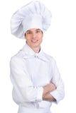 μάγειρας Στοκ φωτογραφία με δικαίωμα ελεύθερης χρήσης