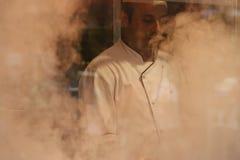μάγειρας Στοκ Φωτογραφία