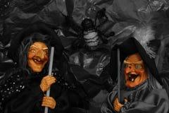 μάγισσες Στοκ φωτογραφία με δικαίωμα ελεύθερης χρήσης