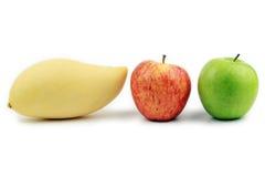 μάγκο μήλων Στοκ φωτογραφίες με δικαίωμα ελεύθερης χρήσης