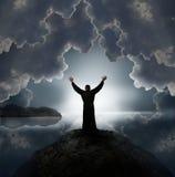 μάγος Στοκ εικόνα με δικαίωμα ελεύθερης χρήσης