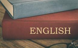 Μάθετε την αγγλική έννοια Στοκ φωτογραφία με δικαίωμα ελεύθερης χρήσης