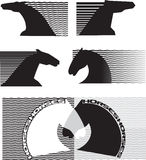 Μάιν αλόγων Στοκ φωτογραφία με δικαίωμα ελεύθερης χρήσης