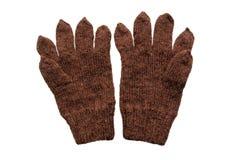 Μάλλινα γάντια στοκ φωτογραφία