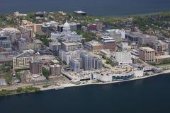 Μάντισον Wisconsin Στοκ Εικόνα