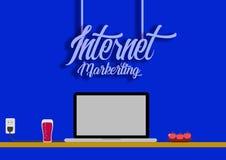 Μάρκετινγκ Διαδικτύου, εμπορικές στρατηγικές Διαδικτύου Απεικόνιση αποθεμάτων