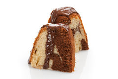 μάρμαρο κέικ Στοκ εικόνες με δικαίωμα ελεύθερης χρήσης