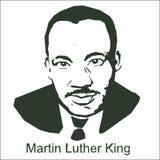 Μάρτιν Λούθερ Κινγκ Στοκ Φωτογραφίες