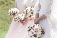 Μάρτυρες στο γάμο Στοκ φωτογραφία με δικαίωμα ελεύθερης χρήσης