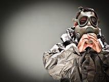 Μάσκα αερίου 1 Στοκ Φωτογραφίες