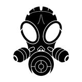 μάσκα αερίου ελεύθερη απεικόνιση δικαιώματος