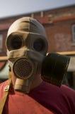 Μάσκα αερίου Στοκ φωτογραφία με δικαίωμα ελεύθερης χρήσης