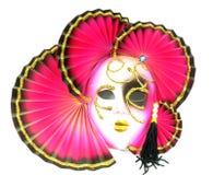 Μάσκα από τη Βενετία Στοκ Εικόνες