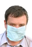 μάσκα ατόμων στοκ φωτογραφία με δικαίωμα ελεύθερης χρήσης