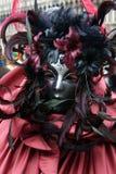 μάσκα Βενετία καρναβαλιού Ιταλία Στοκ Εικόνες