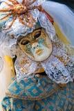 μάσκα Βενετία καρναβαλι&om Στοκ φωτογραφίες με δικαίωμα ελεύθερης χρήσης