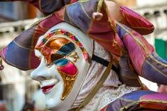 μάσκα Βενετία καρναβαλι&omi Το καρναβάλι της Βενετίας είναι ένα ετήσιο φεστιβάλ που διοργανώνεται στη Βενετία, Ιταλία Το φεστιβάλ Στοκ εικόνα με δικαίωμα ελεύθερης χρήσης
