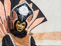 μάσκα Βενετία καρναβαλι&omi Το καρναβάλι της Βενετίας είναι ένα ετήσιο φεστιβάλ που διοργανώνεται στη Βενετία, Ιταλία Το φεστιβάλ Στοκ Φωτογραφία
