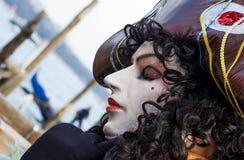 μάσκα Βενετία καρναβαλι&omi Στοκ Φωτογραφία
