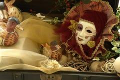 μάσκα Βενετία Στοκ εικόνες με δικαίωμα ελεύθερης χρήσης