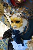 μάσκα Βενετός Ευρώπη Ιταλία Βενετία Στοκ Φωτογραφίες