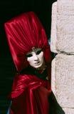 μάσκα Βενετός καρναβαλιού Στοκ Εικόνα