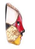 μάσκα Βενετός στοκ εικόνα