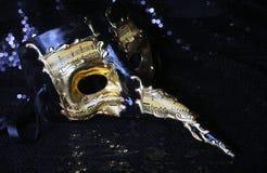 μάσκα Βενετός Στοκ εικόνα με δικαίωμα ελεύθερης χρήσης