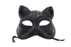 μάσκα γατών Στοκ Εικόνα