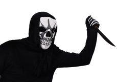 μάσκα δολοφόνων στοκ εικόνα