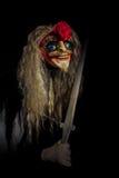 Μάσκα ειδώλων στο μουσείο Λα Παζ, Βολιβία Στοκ Φωτογραφίες
