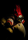 Μάσκα ειδώλων στο μουσείο Λα Παζ, Βολιβία Στοκ εικόνες με δικαίωμα ελεύθερης χρήσης