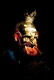 Μάσκα ειδώλων στο μουσείο Λα Παζ, Βολιβία Στοκ φωτογραφίες με δικαίωμα ελεύθερης χρήσης