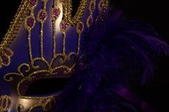 Μάσκα 3 εορτασμού Στοκ Εικόνες
