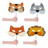 Μάσκα ζώων Στοκ εικόνα με δικαίωμα ελεύθερης χρήσης