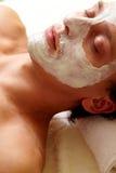 Μάσκα καθαρίσματος Στοκ Φωτογραφία