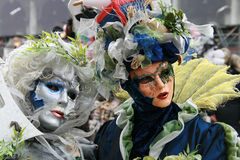 Μάσκα - καρναβάλι - Βενετία μερικά pics από την παχιά Τρίτη στη Βενετία Στοκ Φωτογραφία