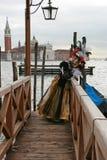 Μάσκα - καρναβάλι - Βενετία μερικά pics από την παχιά Τρίτη στη Βενετία Στοκ φωτογραφία με δικαίωμα ελεύθερης χρήσης