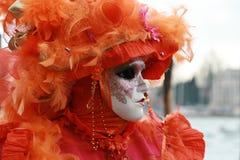 Μάσκα - καρναβάλι - Βενετία μερικά pics από την παχιά Τρίτη στη Βενετία Στοκ Εικόνες